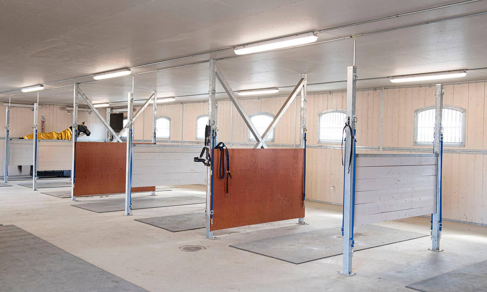 Maxi Stall från Uteboxen