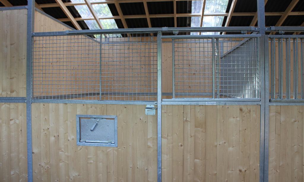Mini Stall från Uteboxen