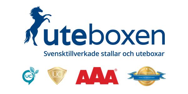 Uteboxen - en stabil och säker leverantör och partner