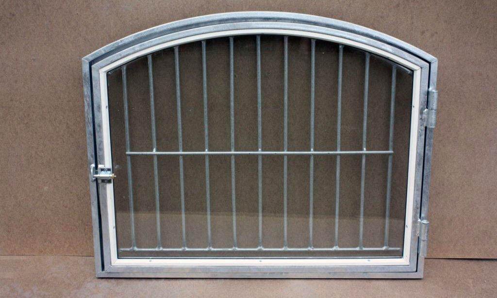 Stålfönster öppningsbara