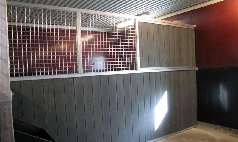 Stallinredning Safe från Uteboxen